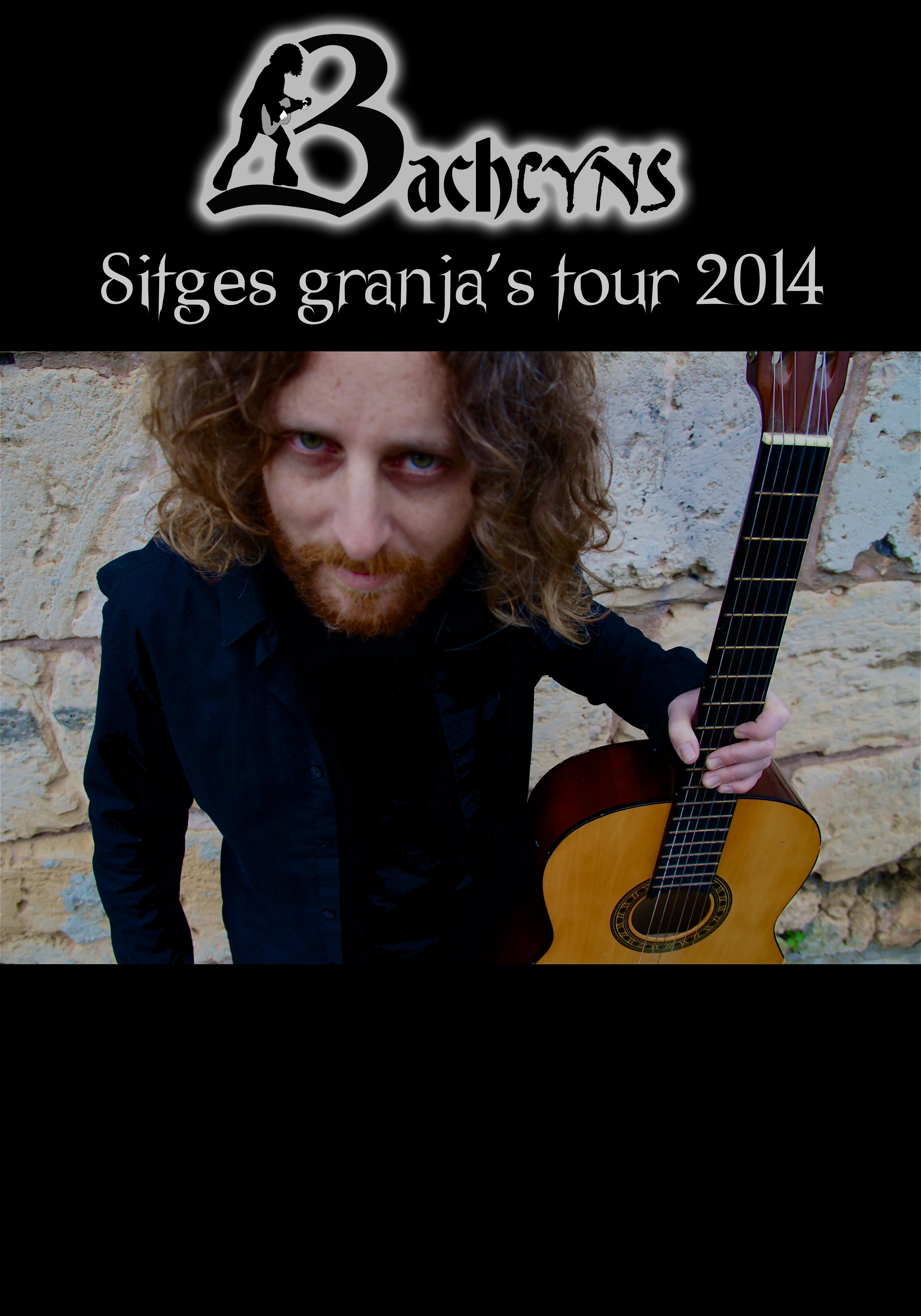 Cartel Tour Sitges